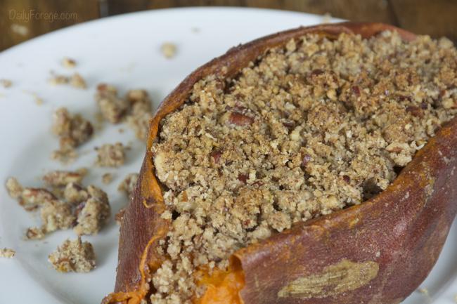 Gluten-free, Dairy-free Twice Baked Sweet Potatoes | Daily ...