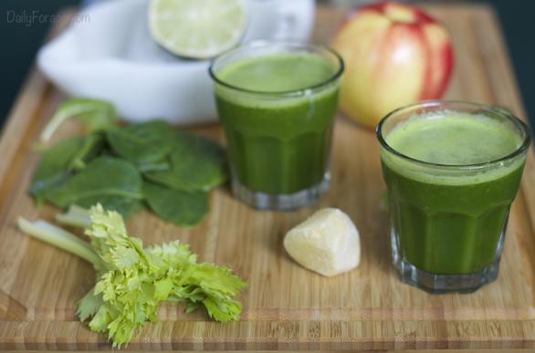 Green Juice ... Go!