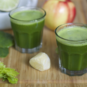Green Juice ... Go!
