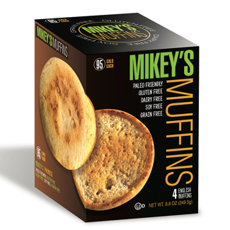 Mikey's Muffins - Original Variety 1, courtesy of Mikey's Muffins