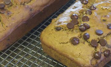 Coconut Sugar One-Flour Gluten-free Dairy-free Chocolate Chip Banana Bread by DailyForage.com