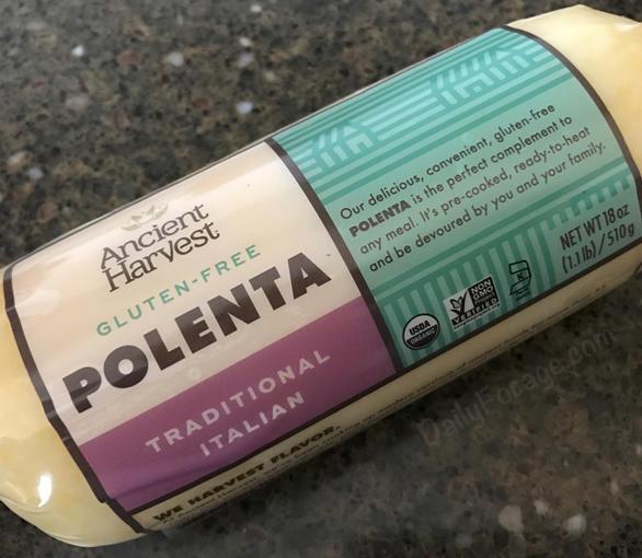Ancient Harvest Gluten-free Polenta by DailyForage.com