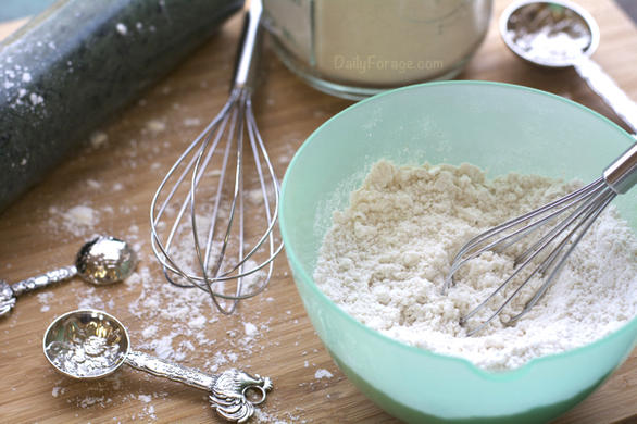 Gluten Dairy Free All Purpose Flour Mix by DailyForage.com