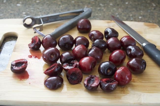 Fresh Cherries by dailyforage.com