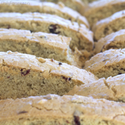 Cranberry Walnut Biscotti by DailyForage.com