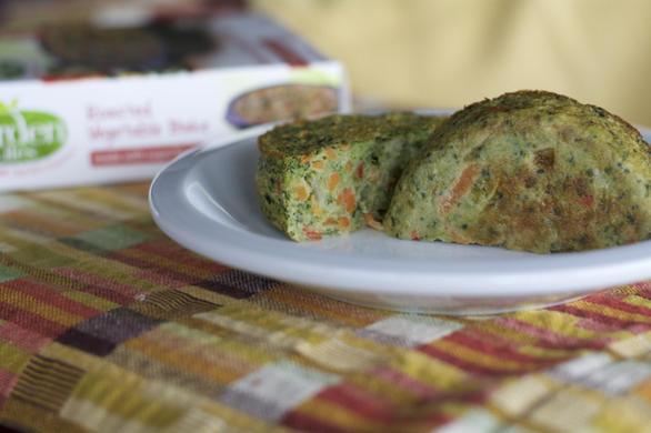 Garden Lites Baked Roasted Vegetable Bake by dailyforage.com