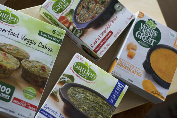 Garden Lites Veggies Made Great Products by dailyforage.com