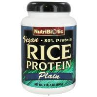 NutriBiotic Brown Rice Protein Powder