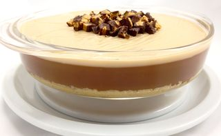 Creamy Peanut Butter Cup Pie, Photo:Recipe by Daily Forage