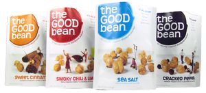 The Good Bean Multi-pak, photo courtesy of TGB