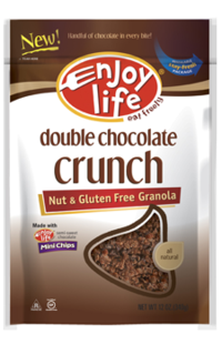 Enjoy Life Double Chocolate Crunch Granola