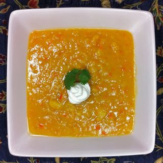 Gluten Free, Dairy Free Dutch Split Pea Soup