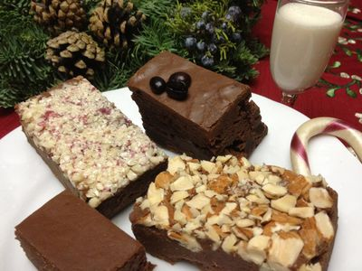 Oh Fudge Gluten free, Dairy free Full Size, Photo:Recipe by Daily Forage