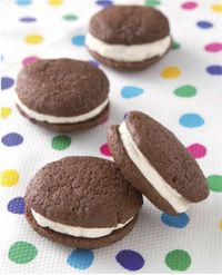 Whoopie Pies Photo, photo courtesy of Elizabeth Gordon Complete Allergy free Comfort Foods Cookbook