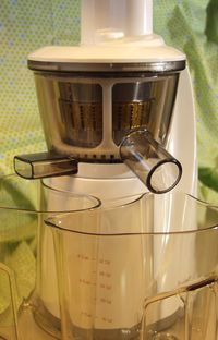 Hurom Slow Juicer sm1, Photo by Daily Forage.com