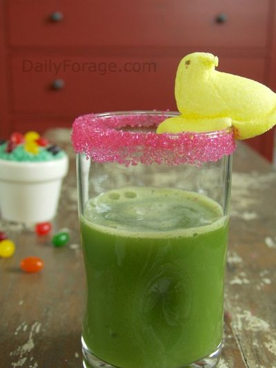 Easter Grass Juice, DailyForage.com