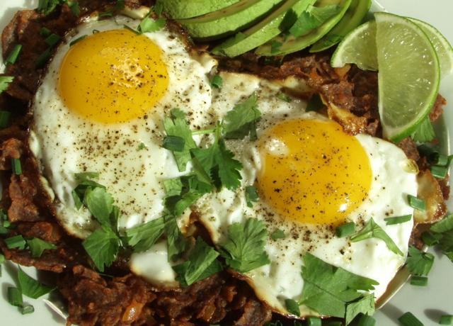 Mexican Eggs, Daily Forage photo