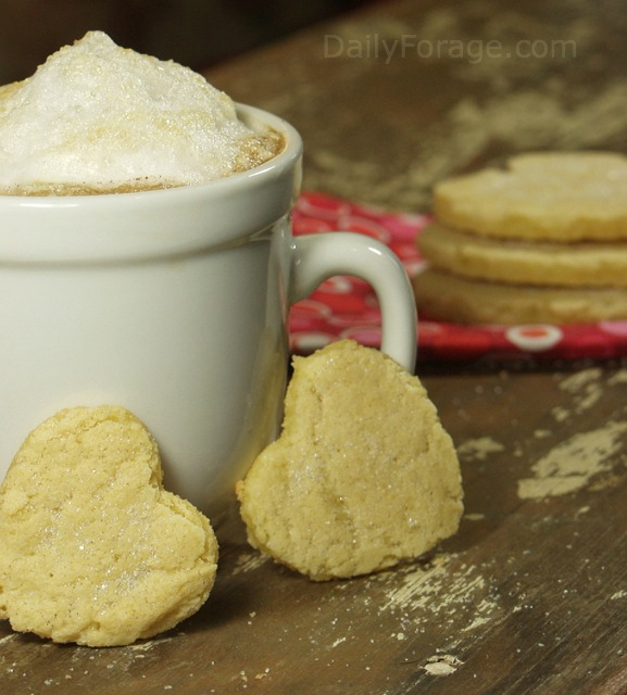 Thin Chewy Almond Cookies GFDF
