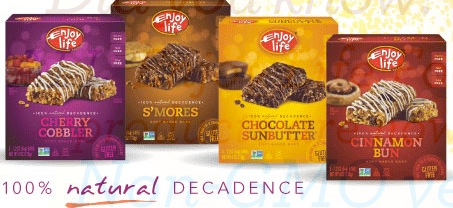 Enjoy Life Decadent Soft Baked Bars