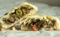 Meat and Veggie Pockets