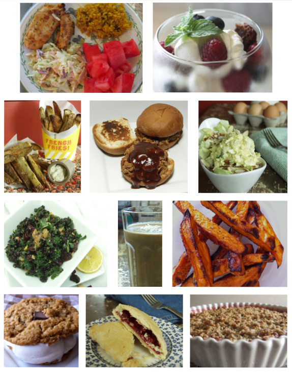 Fourth of July Gluten-Free Menu Ideas copy