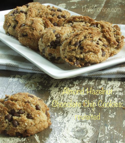 Almond Hazelnut Choc Chip Cookies Multiple Allergen Free