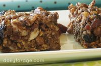 Chewy Fruit & Nut Trail Mix Bars